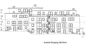 geplanter Neubau Hauptstr. 318